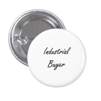 Industrial Buyer Artistic Job Design 3 Cm Round Badge