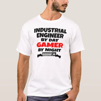 Industrial Engineer Gamer T-Shirt