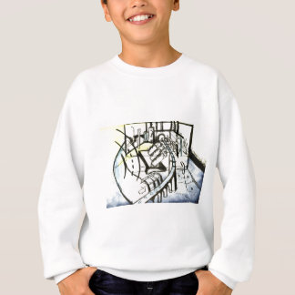 Industrial Landscape Sweatshirt