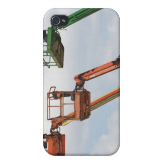 Industrial lifting platforms iPhone 4 cases