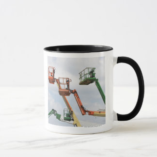 Industrial lifting platforms mug