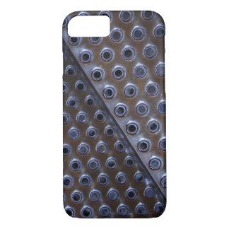 Industrial Metal Plate iPhone 7 Case