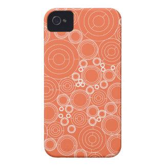 INDUSTRIAL ORANGE iPhone Case