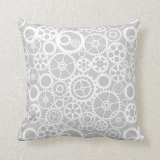 Industrial pattern cushion