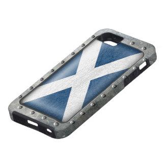 Industrial Scottish Flag iPhone 5 Cases