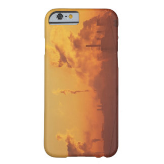 Industrial sunrise barely there iPhone 6 case