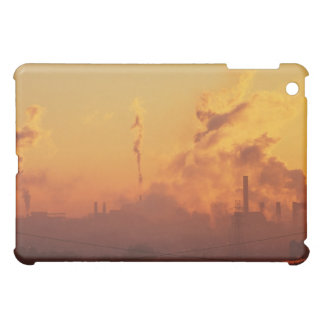 Industrial sunrise cover for the iPad mini
