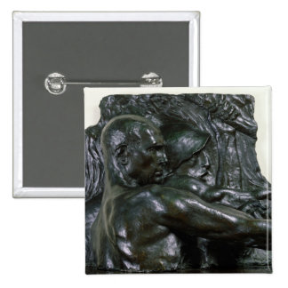 Industry, 1896 15 cm square badge