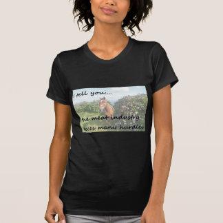 Industry hurdles. T-Shirt