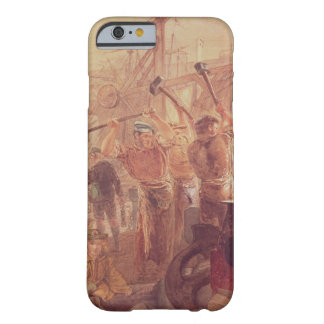Industry on the Tyne: Iron and Coal (w/c) Barely There iPhone 6 Case