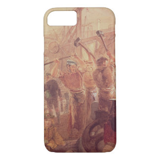 Industry on the Tyne: Iron and Coal (w/c) iPhone 7 Case