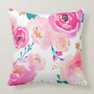 Indy Bloom Punchy Florals Pillow