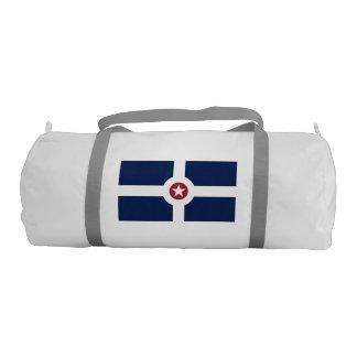 Indy Flag Gym Duffel Bag