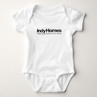 Indy Homes Team Baby Bodysuit