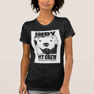 Indy Pit Crew official logo T-Shirt