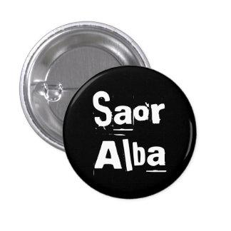 Indy Punk Saor Alba Gaelic Scotland Pinback Pins
