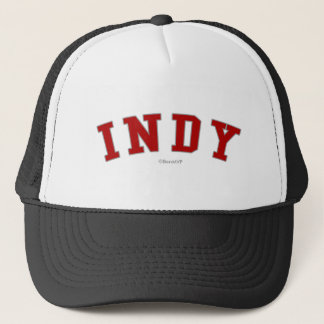 Indy Trucker Hat