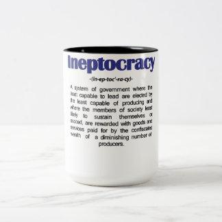 Ineptocracy Definition Mug