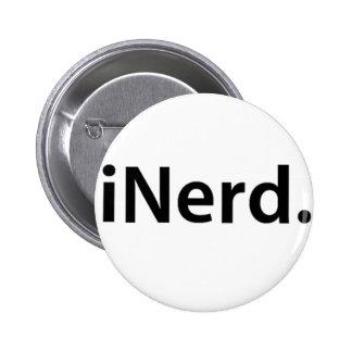 iNerd. Pinback Buttons