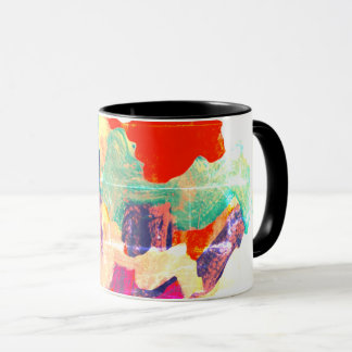 Ines object of andrade mug