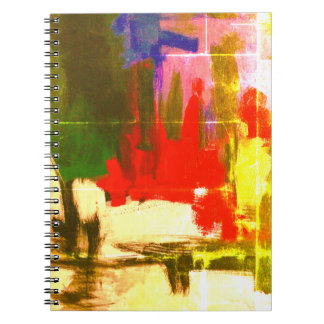 Ines object of andrade notebooks
