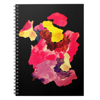 Ines object of andrade spiral notebooks
