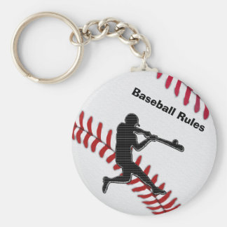 Inexpensive Baseball Team Gift Ideas for Players Keychain