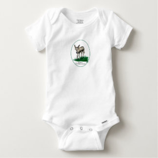 Infant clothing baby onesie
