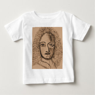 Infant Clothing with Sepia Portrait Tee Shirts