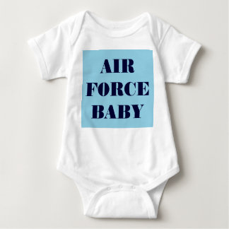 Infant Creeper Air Force Baby