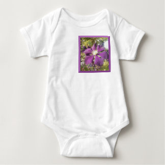 Infant Creeper Passionate Purple Flower