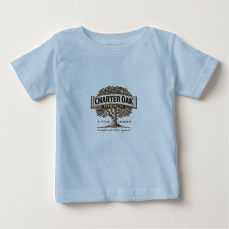 Infant Deluxe Charter Oak T Shirt