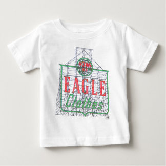 Infant Eagle Clothes Sign T-shirt
