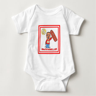 Infant - FD1 One Piece (white) T Shirts