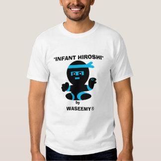 """""""Infant Hiroshi"""" Waseemy Tshirts"""