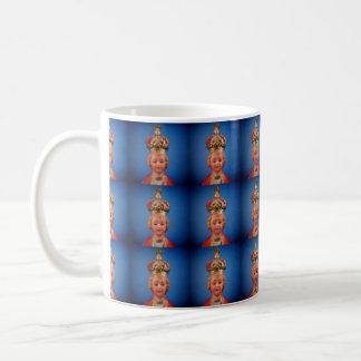 Infant of Prague Tiled Mug