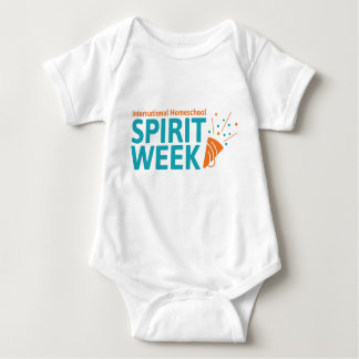 Infant one-piece HSSW shirt