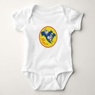 Infant One piece SCNA National Logo Baby Bodysuit