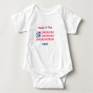 Infant Onsie USA! Baby Bodysuit