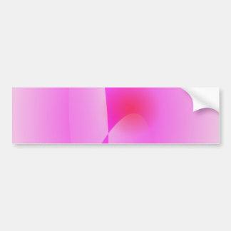 Infant Pink Bumper Sticker