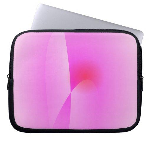 Infant Pink Laptop Sleeves