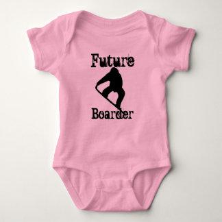 Infant Rider Baby Bodysuit