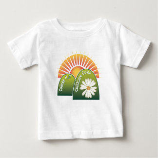 Infant-short sleeve baby T-Shirt