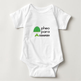 Infant Short Sleeved Baby Bodysuit