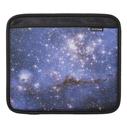 Infant Stars in Neighboring Galaxy iPad Sleeve