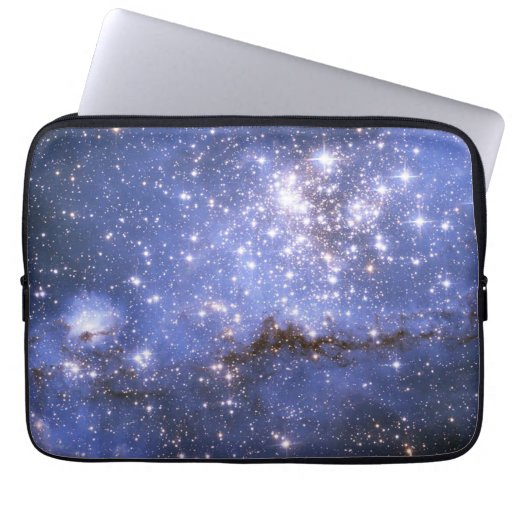 Infant Stars in Neighboring Galaxy Laptop Computer Sleeves