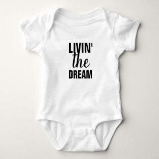Infant T-Shirt - LIVIN' THE DREAM