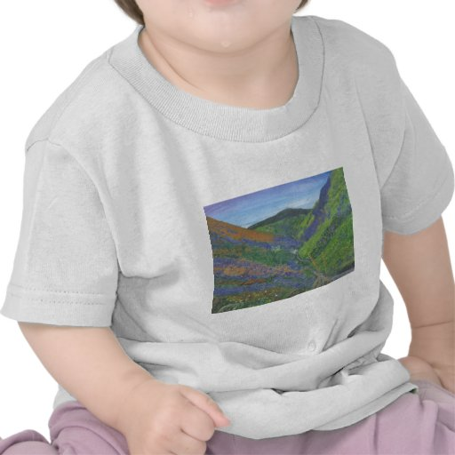 Infant T-Shirt - Spring Time in the Mountains