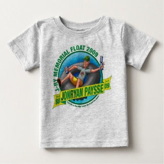 infant tshirt (grey)