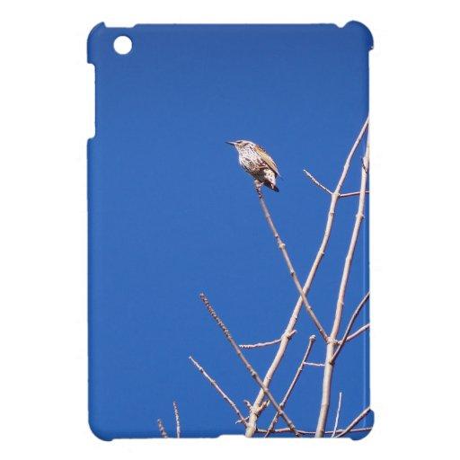 Infant Wood Thrush Cover For The iPad Mini